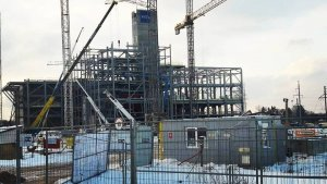 Kogeneracinės jėgainės (KKJ) metalo konstrukcijų gamyba, Kaunas, 700 Tonų
